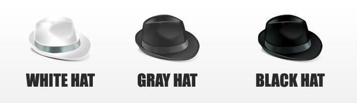 Todos los sombreros