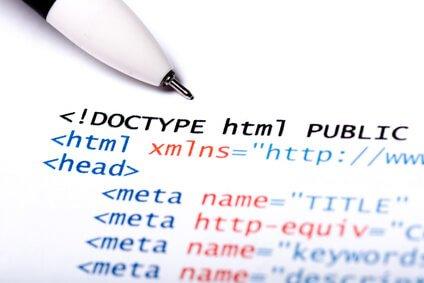 Código HTML limpio como estrategia SEO