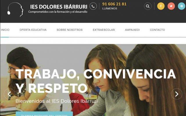 IES Dolores Ibarruri